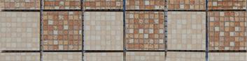 Cubo-Brown-mosaic-H-listela