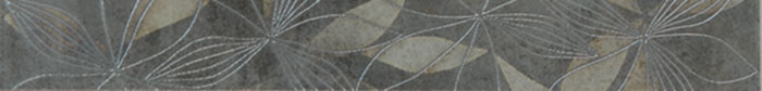 GLAMUR FLOWERY GRAY 5x40