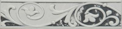 Hera Nero listela 6x25