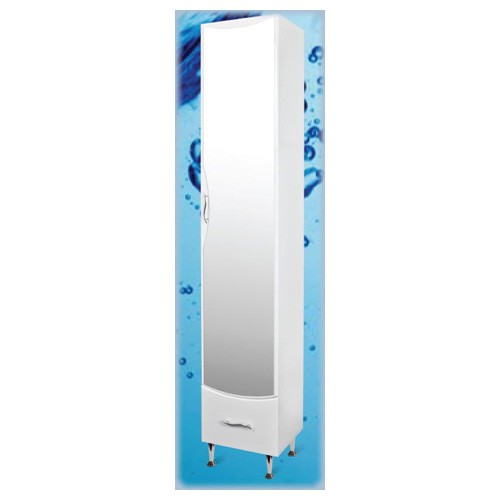 LUX Ceramica Vertikala ogledalo - Fioka