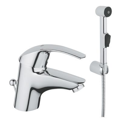 """Grohe Eurosmart Hygienica 33446001 Jednoručna mešalica za umivaonik 1/2""""-677"""