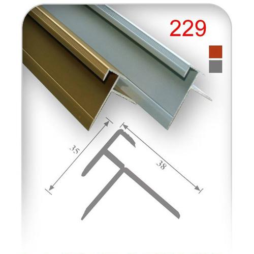ST-229 Stepenišna alu lajsna