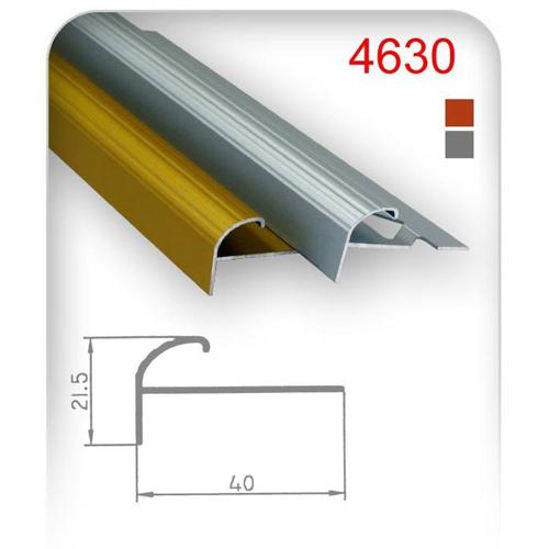 ST-4630 Stepenišna alu lajsna