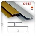 ST-9143 Alu T-Profil