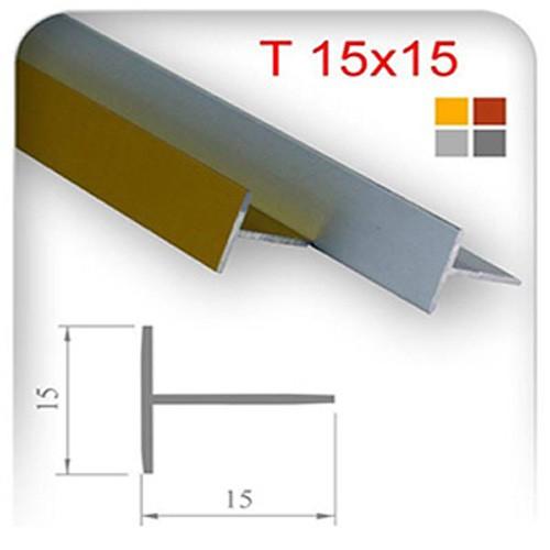 T 15x15 Alu T-Profil
