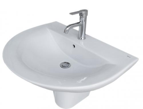 ROCCA Tipo lavabo 66 cm bez polu stuba-969